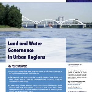 Water International Policy Briefs N° 3