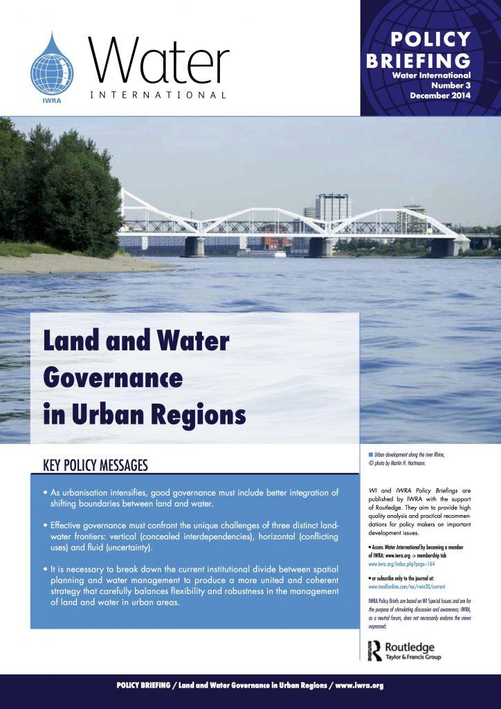 Water International Policy Briefs N° 3