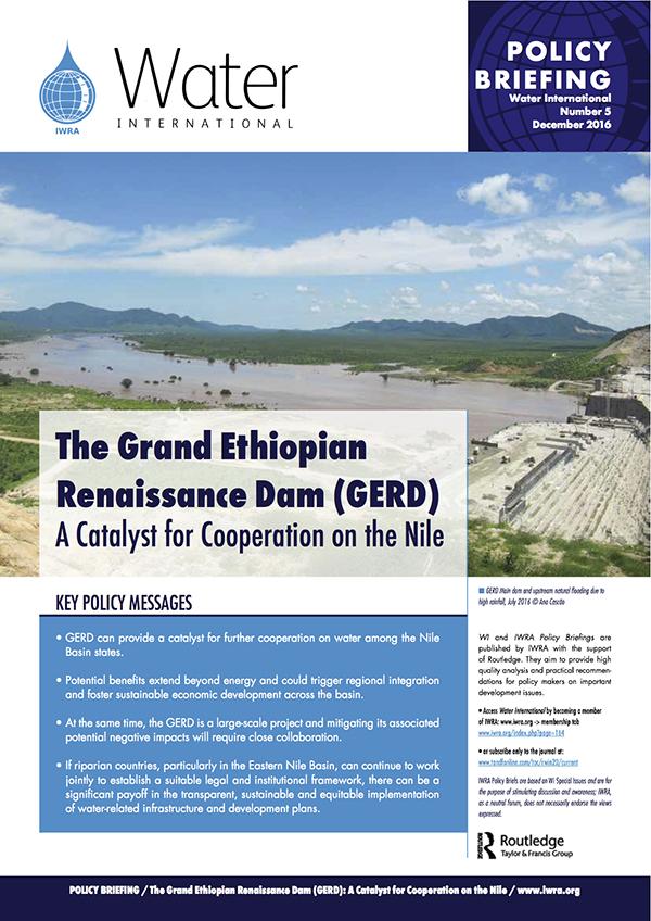 Water International Policy Briefs N° 5