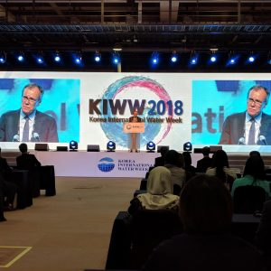 Korea International Water Week (KIWW) 2018, 12-15 September