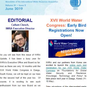 IWRA Update June 2019
