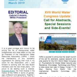 IWRA Update March 2019