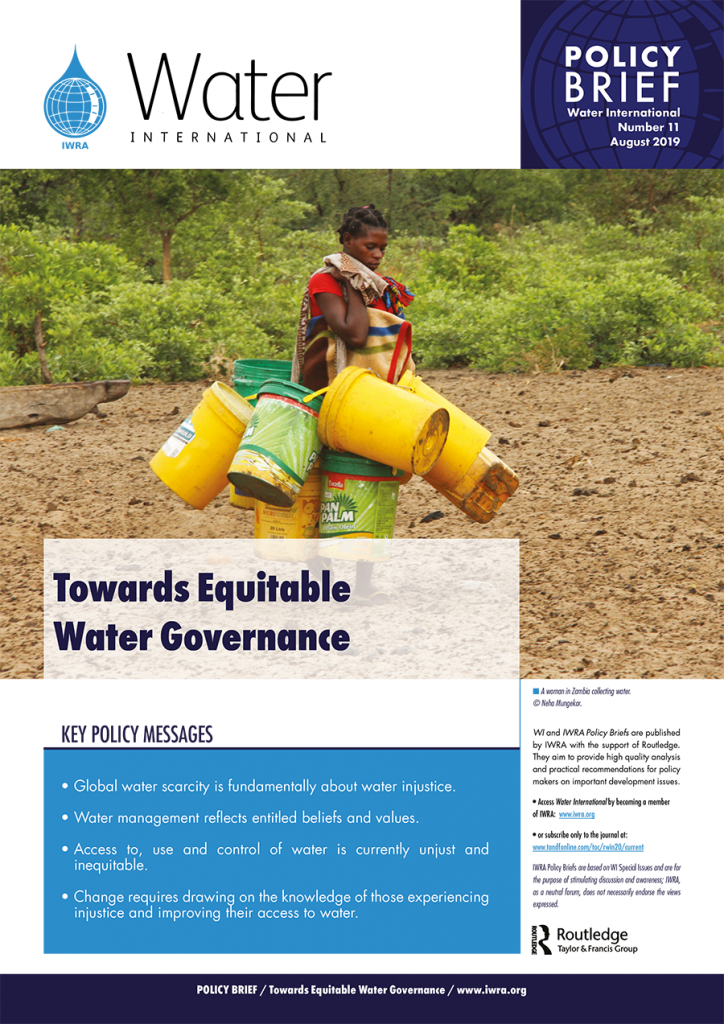 Water International Policy Brief N°11