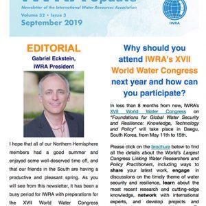 IWRA Update September 2019