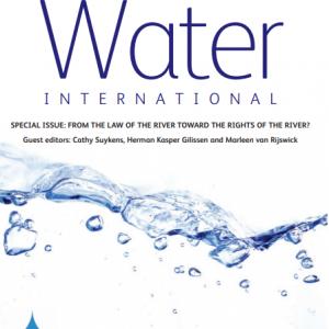 Water International (Vol. 44, Issue 6 & 7, 2019)