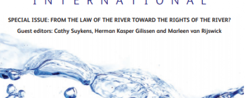 Water International (Vol. 44, Issue 6 & 7, 2019)