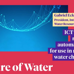 Read today IWRA's President, Gabriel Eckstein, article on Future of Water 2020!