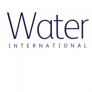 Now Online: Water International's New Issue (46,1)!
