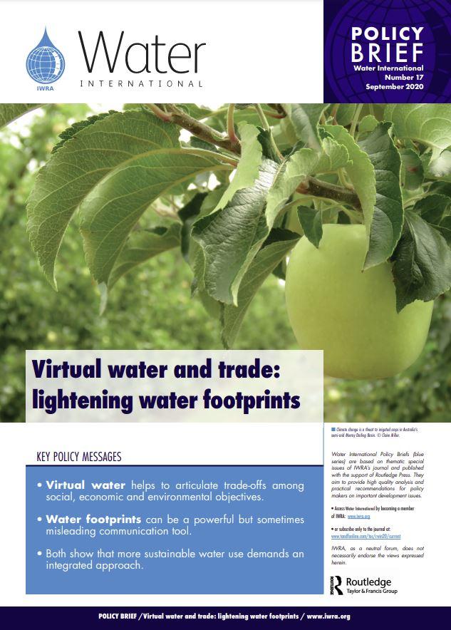Water International Policy Brief N°17