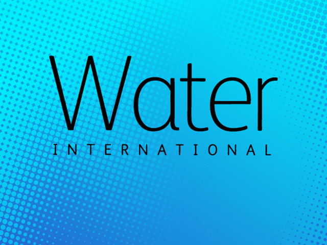 Contribute with Water International's Special Issue on Transboundary Water Governance❗