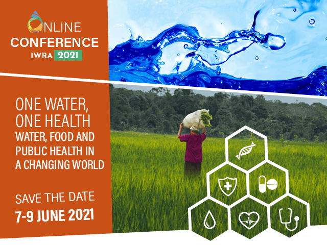 Deadline Extension: Submit your Abstract for IWRA's 2021 Online Conference (7-9 June)❗