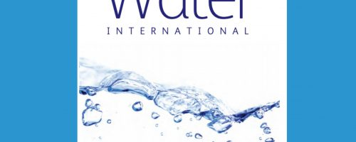 Now Online: Water International's New Issue (46,4)!
