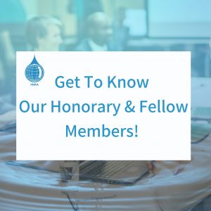 Check out IWRA's Honorary and Fellow members!