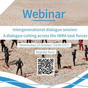 Register Now: Webinar on IWRA Task forces