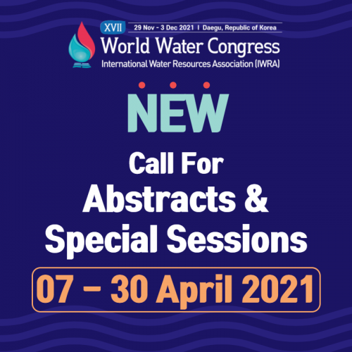 New Call for Abstracts