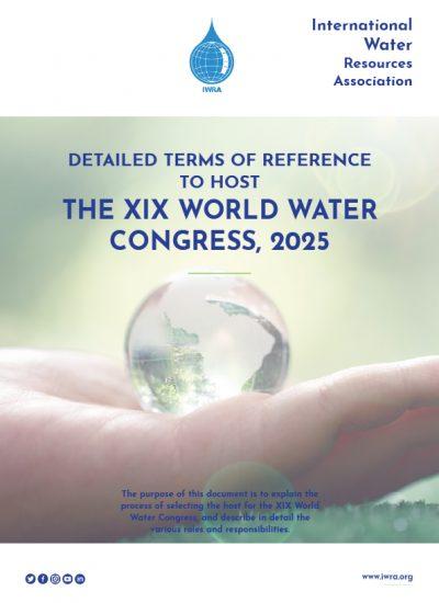 XIX World Water Congress_cover